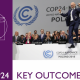 ECBI report: COP24 Key Outcomes