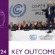 ECBI report: COP24 Key Outcomes